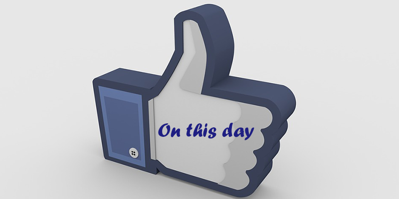 Kako On this day utiče na korisnike Fejsbuka?