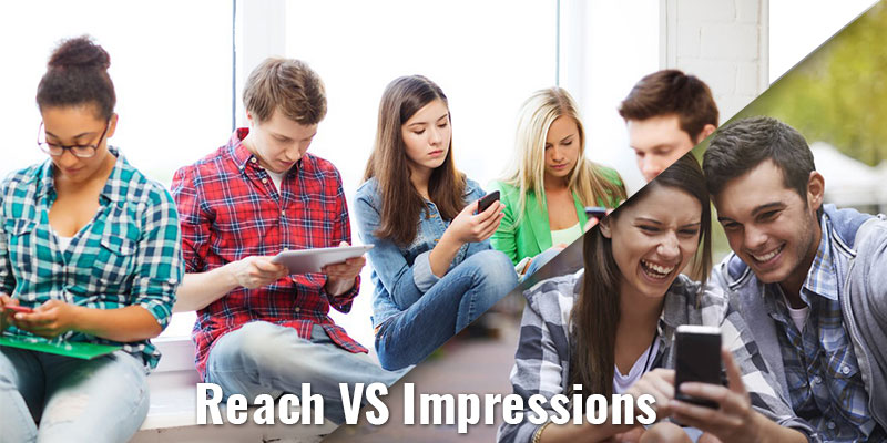 "Razlika između ""Reach"" i ""Impressions"""