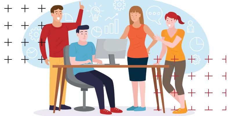 Kako praktikanti dolaze u našu firmu i ostaju?