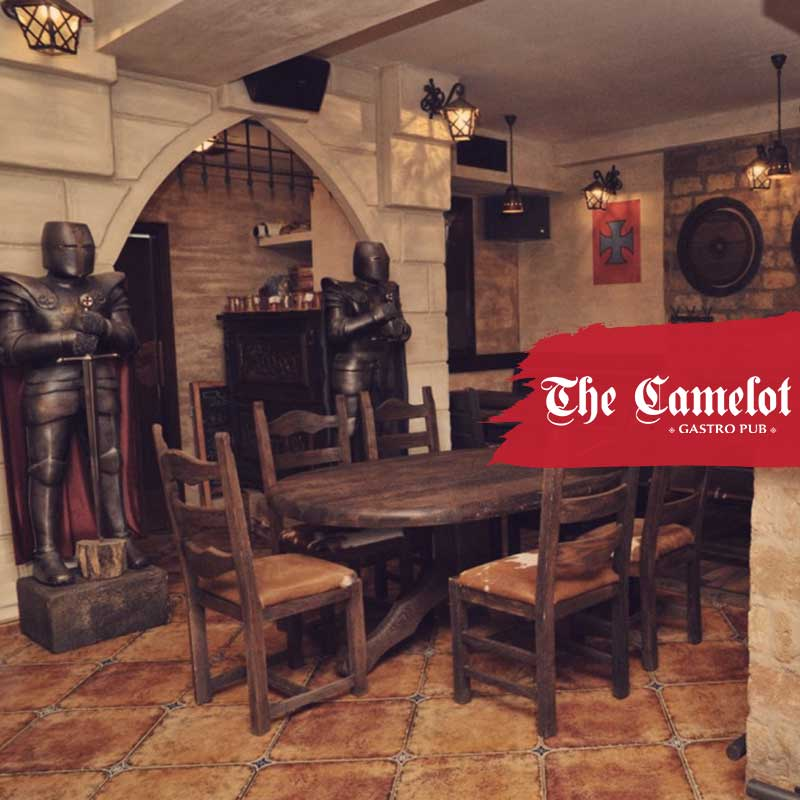 The Camelot - Knight's Restaurant