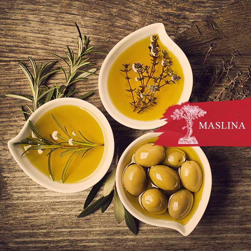 Maslina - healthy food shop